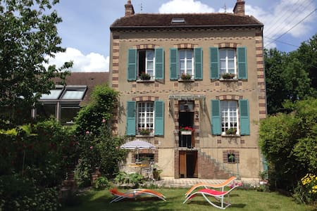 Charming French house in Burgundy  - Sens - House