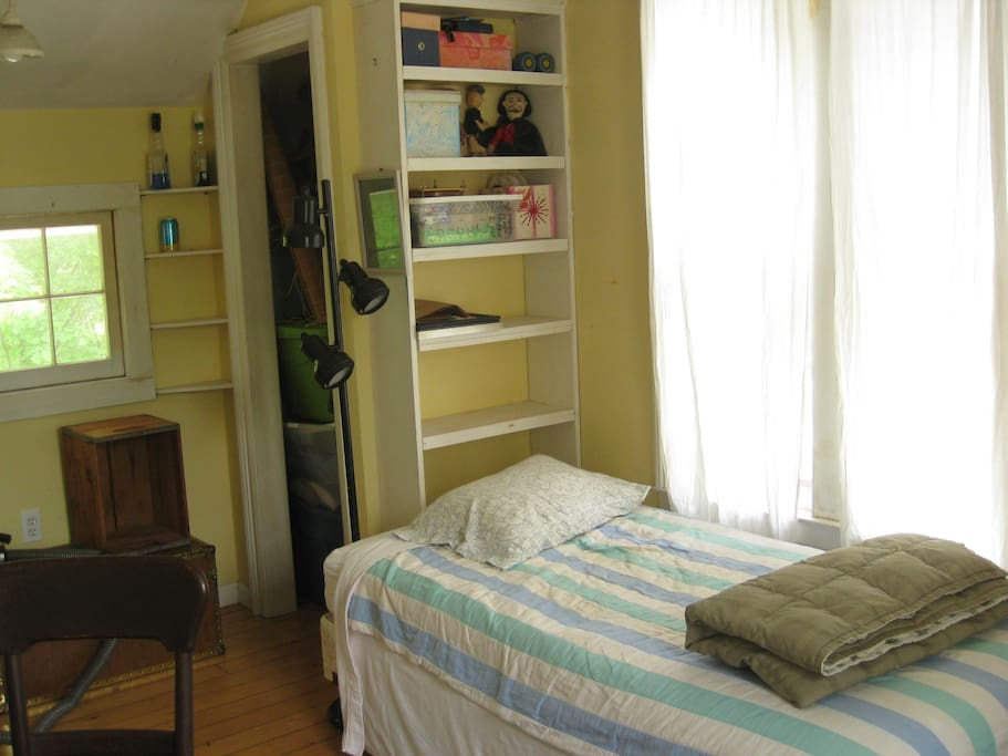 Dorm room, options 2 and 3