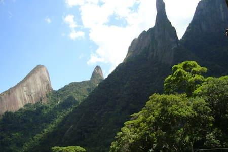 MOTHER NATURE-HOSTESS IN RIO-BRAZIL - Guapimirim