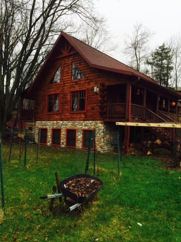 Cozy Cottage near Devil's Lake      - Baraboo - Hus