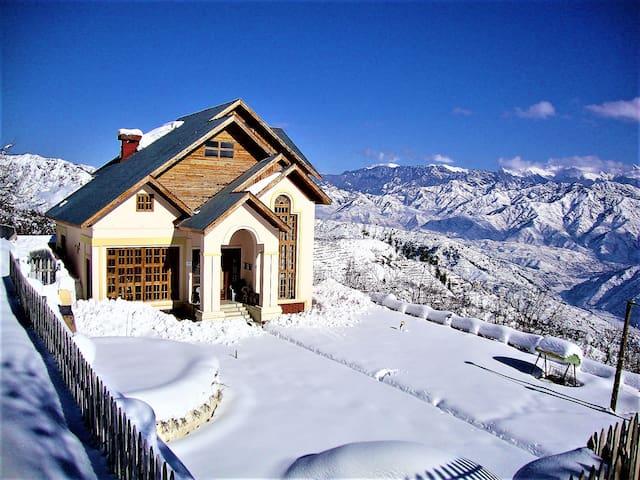 Dwarika Residency Shelapani Shimla Hills. - Shimla - Bungalov