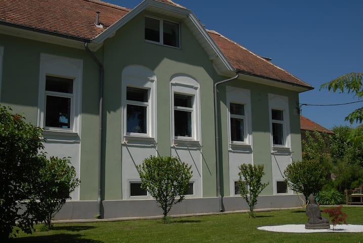 Ferienhaus Donauvilla Wien - Korneuburg - Huis