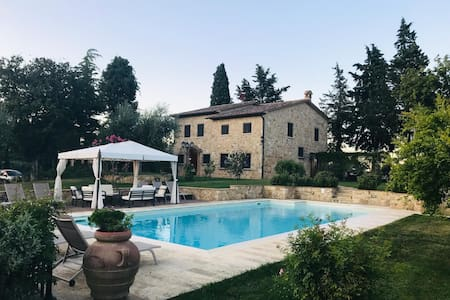 Tuscany Villa  with garden and Pool