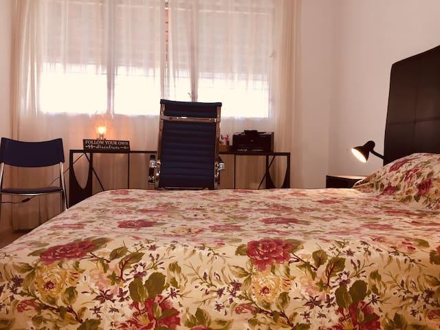 Acogedora habitación en Bella Vista