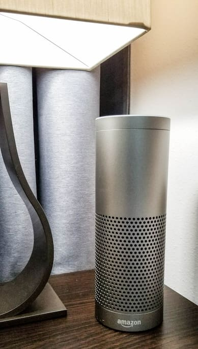 Amazon Alexa with smart home features, now available