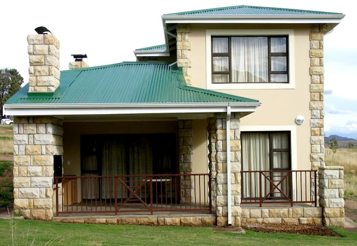 Clarens Lodge 174, The Clarens Golf Estate - Clarens - Villa