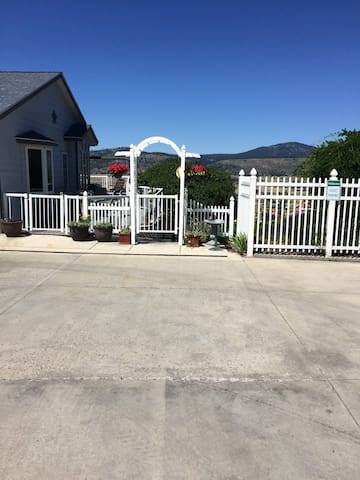 Lakeview Bed and Bath with shared great room