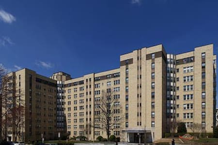 Sunny 3-Bedroom-Apt: 15min from White House! - Washington - Apartment