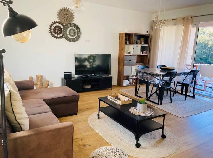 Appartement 3*** aux portes de Propriano
