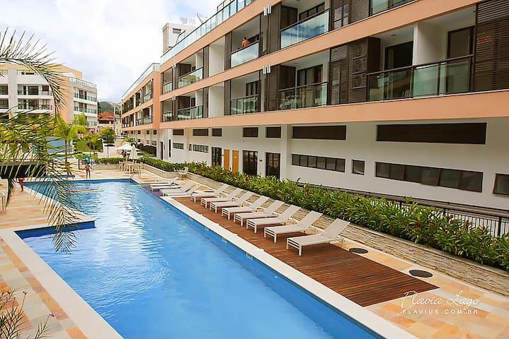 Belíssimo Apartamento Centro Itaipava All Suites