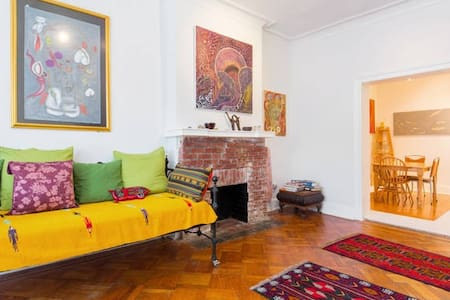 BROWNSTONE - 3 BEDROOM APT - Brooklyn - Apartment