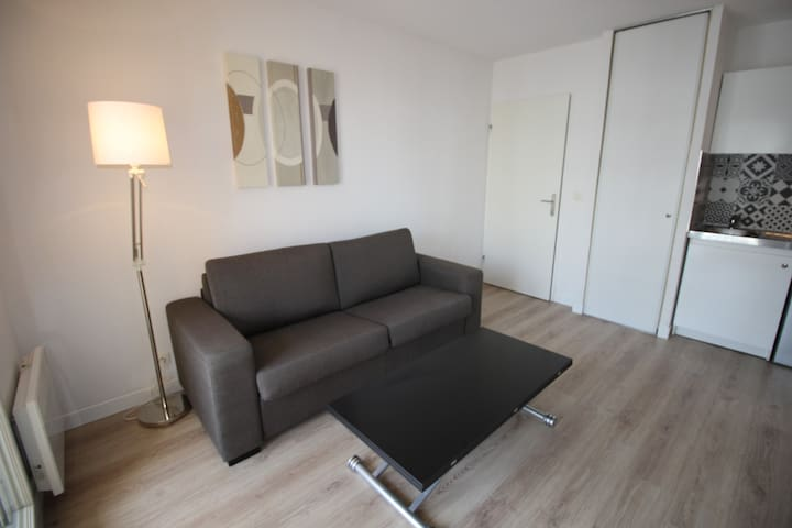 Beautiful Studio with terrace Ideal Location - Nice - Apartment