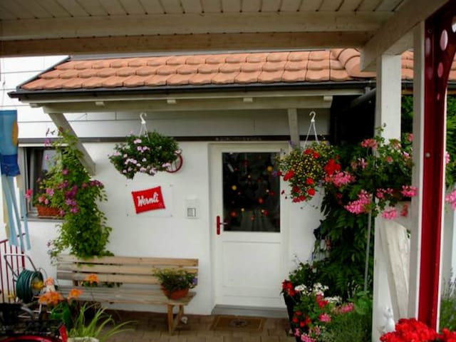 Calm & cosy room close to Basel (Listing Nr. 2)