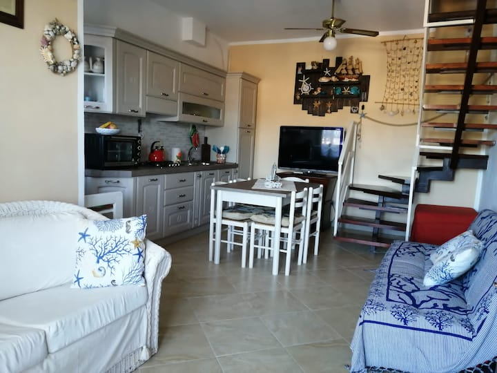 Casa con vista a Villasimius