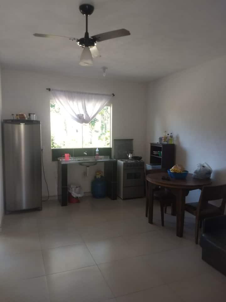 Alugo casa por dia em Itapoá mobiliado