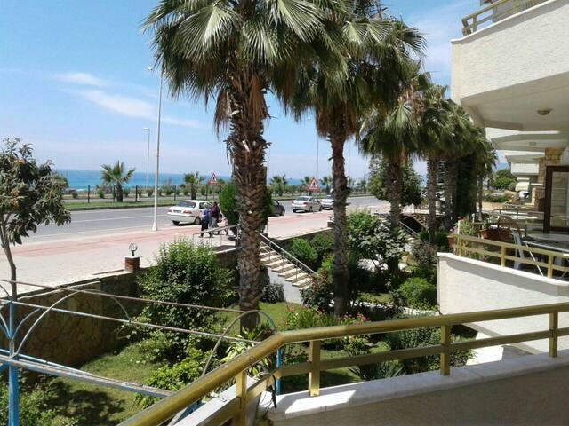 denize sıfır - Mahmutlar Belediyesi