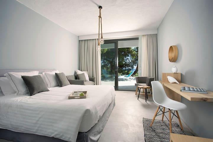 Villa Kalyva Mare | Five Bedrooms - Chalkidiki - Villa