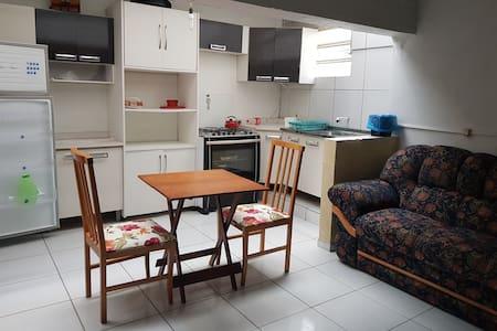 Alojamento mobiliado no centro de São miguel