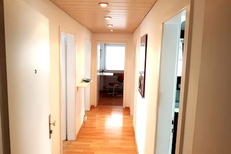 White Apartment Filderstadt/Airport Messe