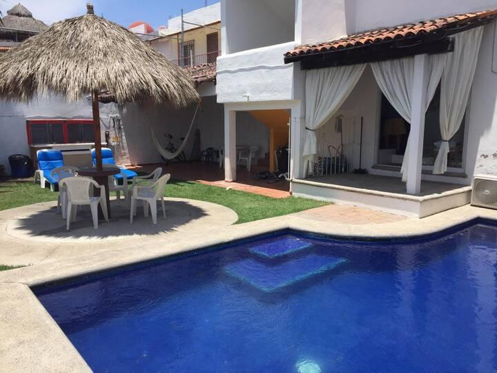 Bucerías Beautiful ☼ Family House ☼ Fun and  Relax
