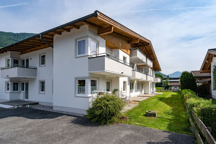Apartment with beautiful view and sauna, near Zell am See & Kaprun