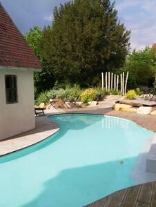 Appartement de charme 4 étoiles avec piscine