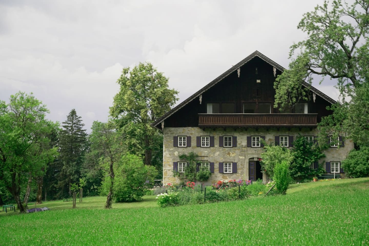 Magnificent Country House - An Oasis in Salzkammergut, a Magical Musical Part of Austria