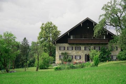 Wonderful Country House in Austria's Salzkammergut