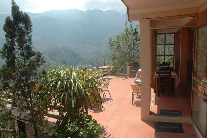 Touching Twin Deluxe City View At Sapa