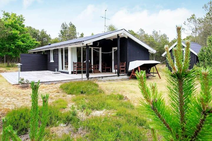 Nice Holiday Home in Jutland Denmark with Garden