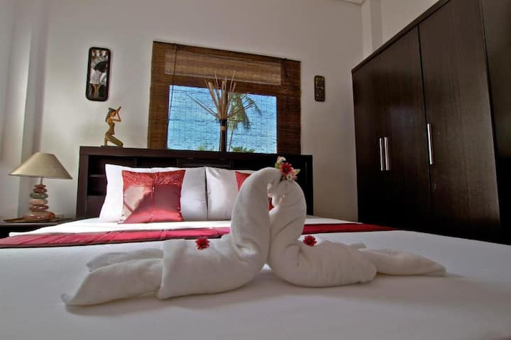 Luxury room - Studio 1, Sairee