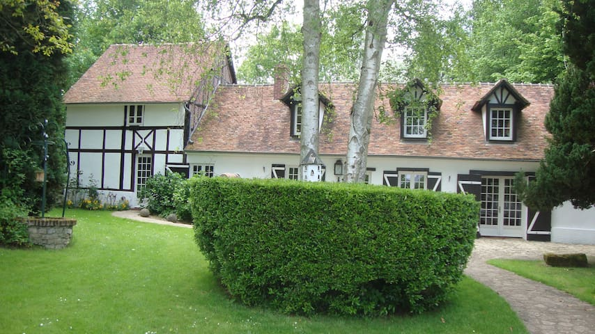 Maison charmante à la campagne - Saint-Martin-le-Nœud - Casa