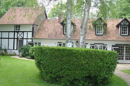 Maison charmante à la campagne - Saint-Martin-le-Nœud