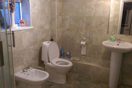 Double room in a friendly and comfortable home