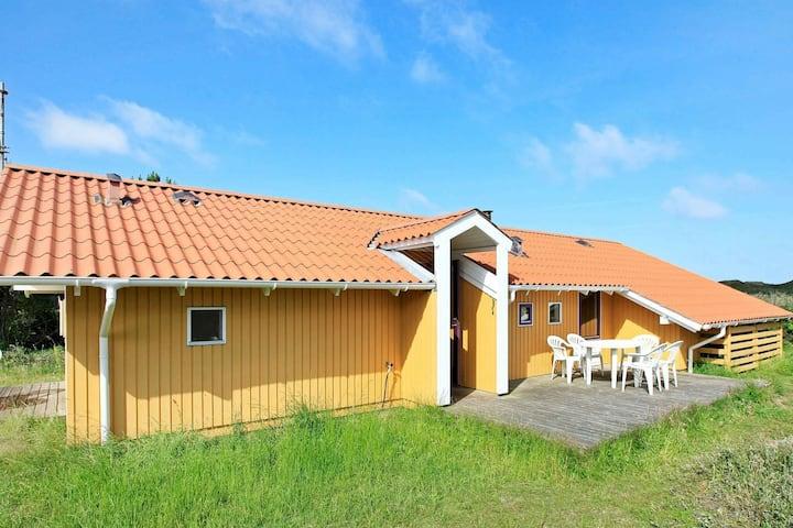 Serene Holiday Home in Oksbøl Near Beach