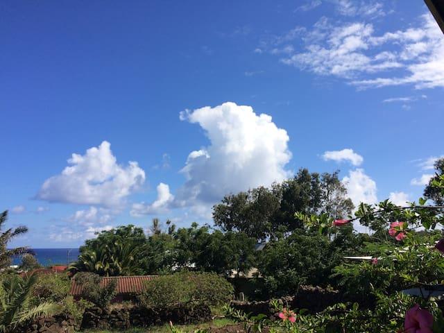 """""""Hare Verikori""""  Casa Bien Ubicada Rapa Nui"""
