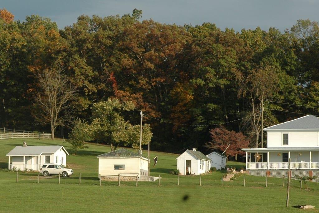 Badger Road compound
