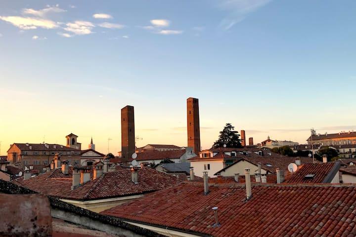 La mansarda di Garibaldi - centro storico