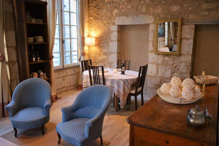 Appartement de charme en plein centre historique - Périgueux - Appartement