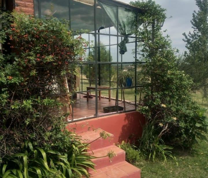 Oportunidad cabaña en la sierras la Cumbre Córdoba