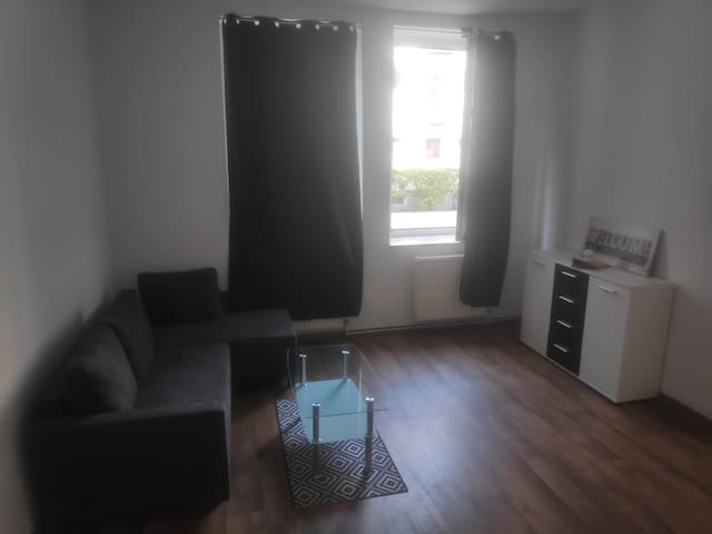 Nice 2 rooms in the heart of Magdeburg