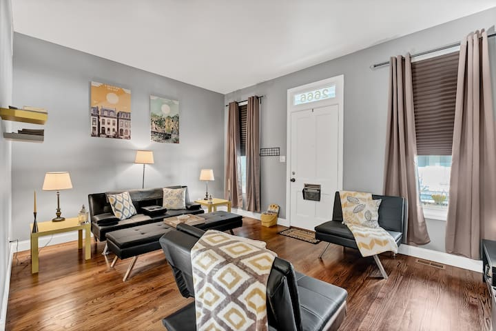 Stately Lafayette Square Beauty | Close to it All!
