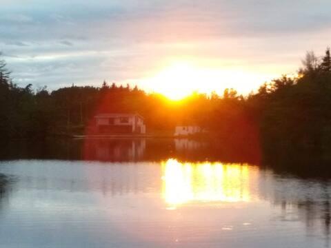 Au coeur du Nord-Est au Nouveau-Brunswick