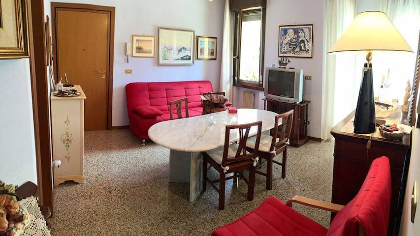 4/5 beds cozy apartment in Lido di Venezia - Lido - Condomínio