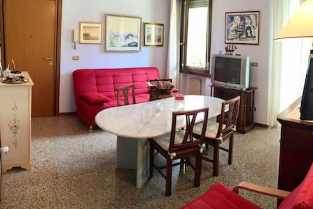 appartement 4/5 lits au Lido de Venise - Lido - Társasház