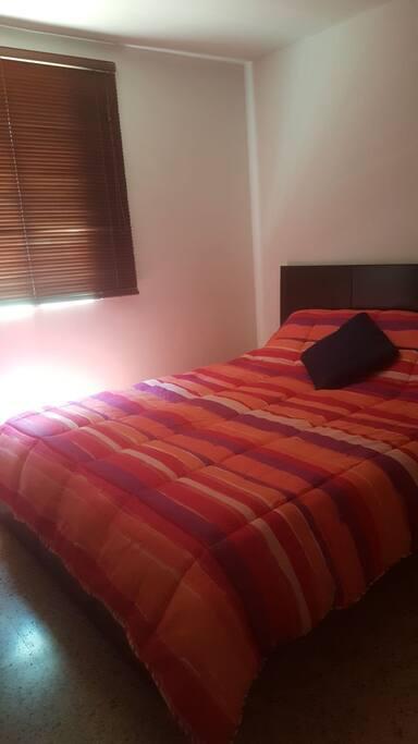 Confortables habitaciones, con un ambiente agradable para un pleno descanso.