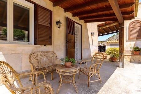 Baglio Scurati - Borea - Custonaci - Trapani - Apartament