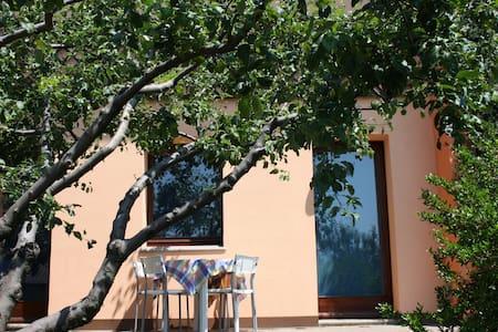 Lago Maggiore appart.+giardino - Carpiano