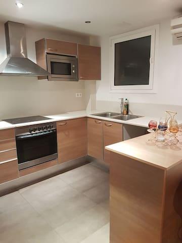 Apartament romantic - L'Hospitalet de Llobregat - Apartment