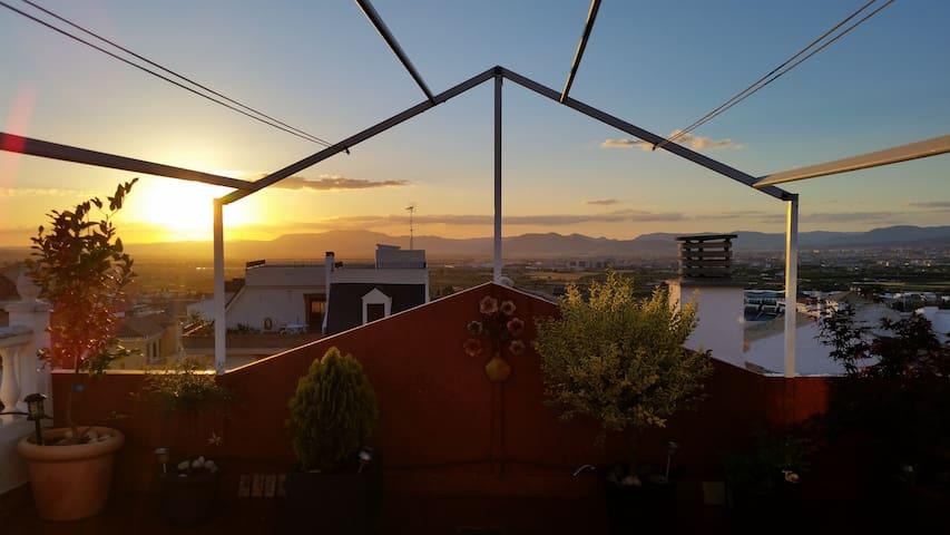 The terraces of Granada - La Zubia - Wohnung